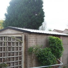 Garage Roof In Romford