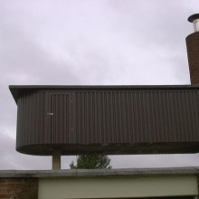 Steel Roofs In Essex